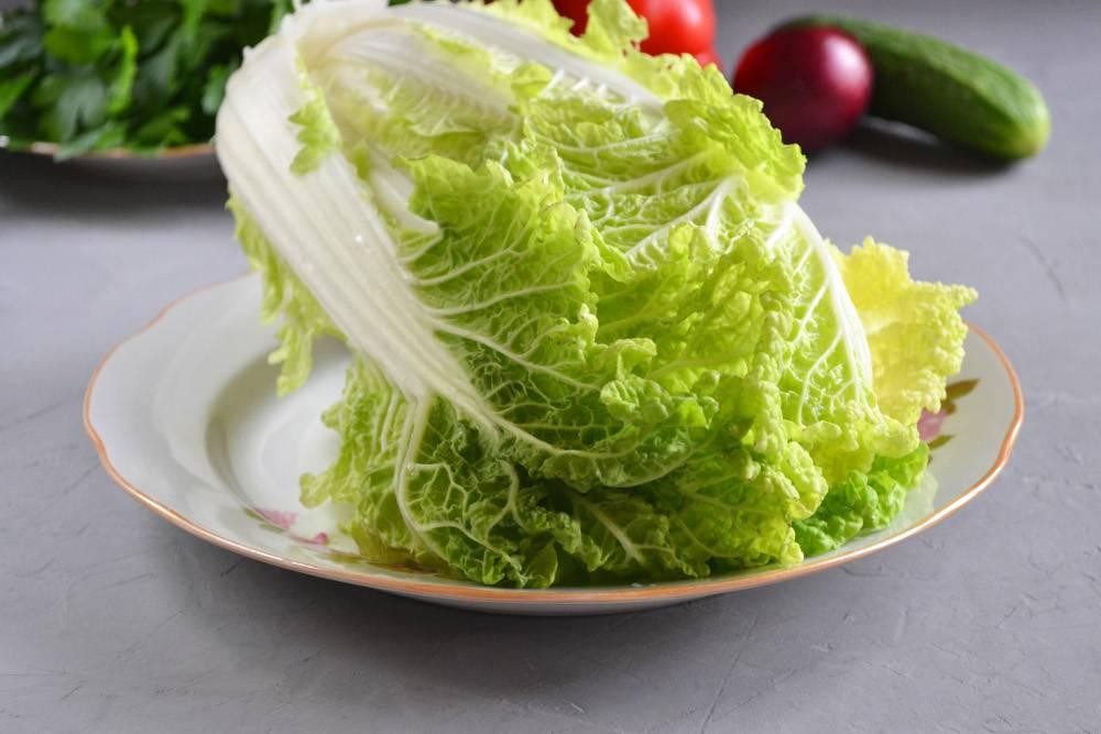 Чем полезна пекинская капуста: бжу, калорийность, рецепты для похудения