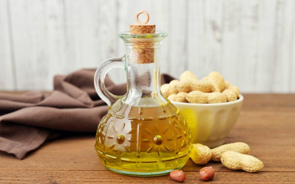 Арахисовое масло польза и вред
