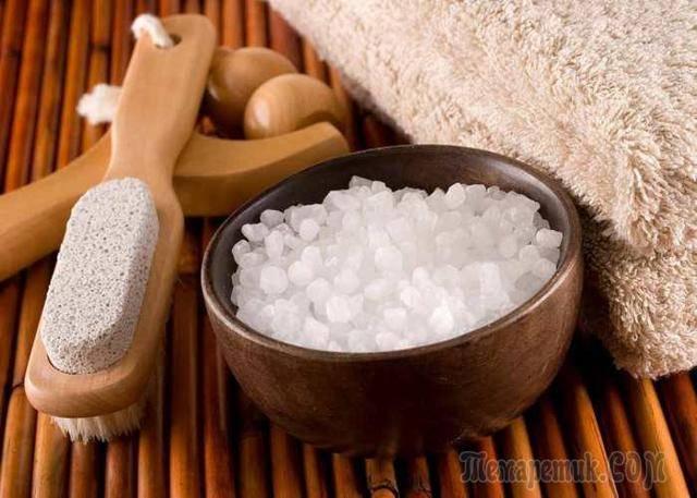 Преимущества морской соли для красоты и здоровья человека