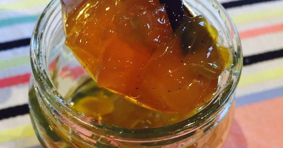 20 самых вкусных пошаговых рецептов апельсинового варенья на зиму