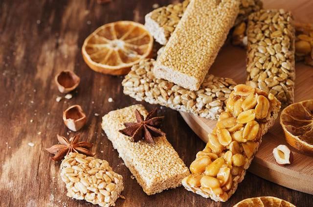 Козинаки из семечек, хлопьев, воздушного риса! польза и вред для организма, калорийность
