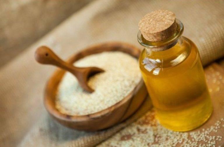 Польза и вред кунжутного масла, правила выбора и как нужно его принимать