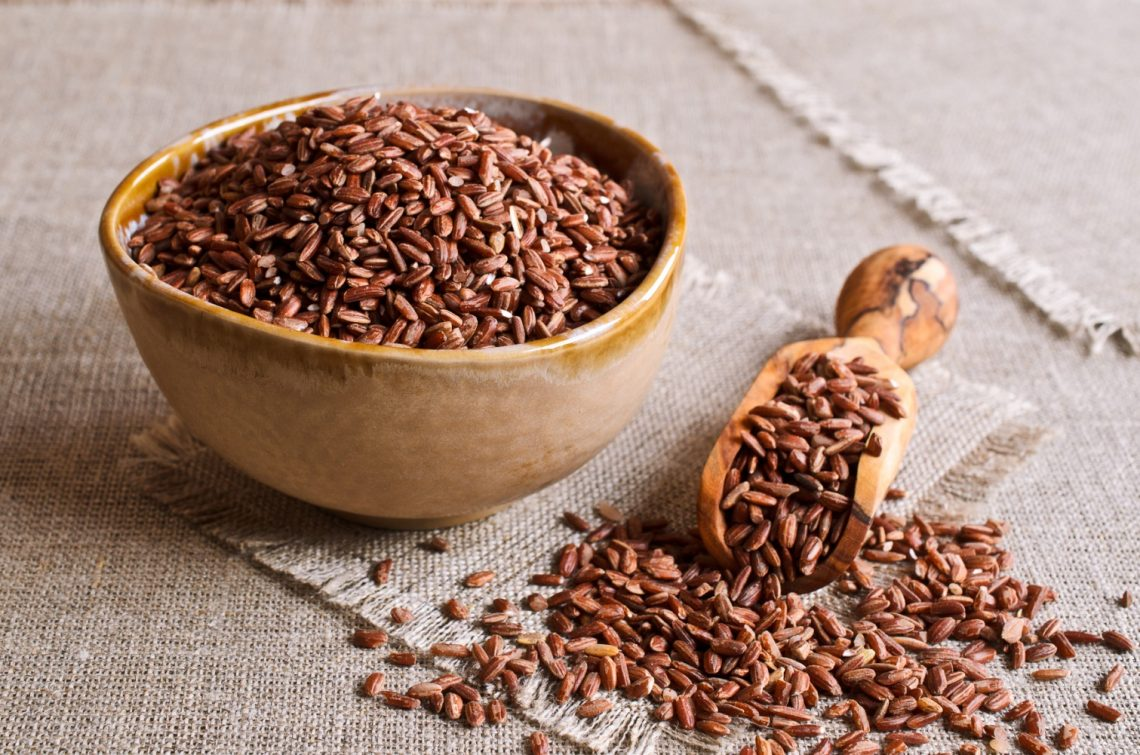 Рис коричневый длиннозерный индика польза и вред
