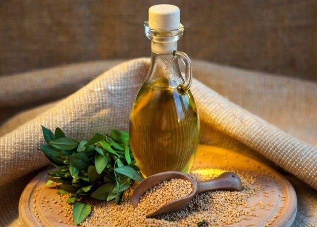 Горчичное масло: применение, польза, лечебные свойства и противопоказания