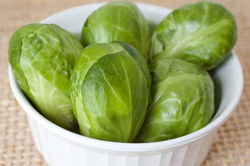 Брюссельская капуста: польза и вред, калорийность, для похудения