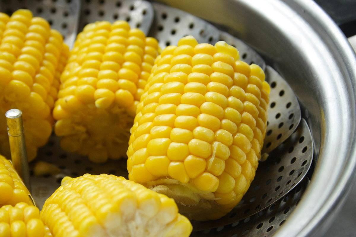 Польза и вред вареной кукурузы для здоровья человека