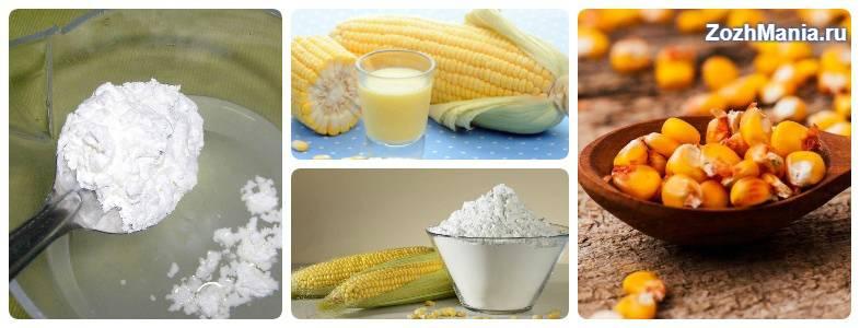 Польза и вред крахмала – 8 полезных свойства для организма