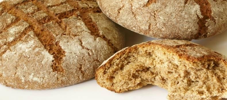 Бездрожжевой домашний хлеб: польза и вред