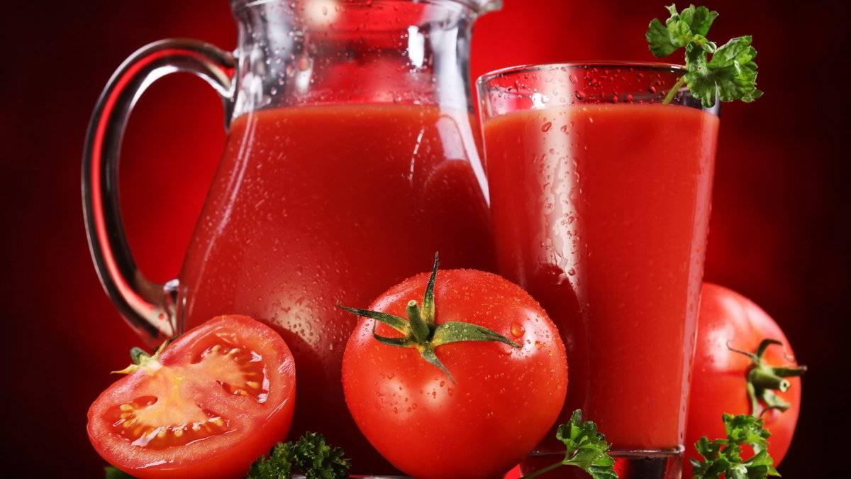 Польза и вред томатного сока: сила помидора для красоты, здоровья, долголетия