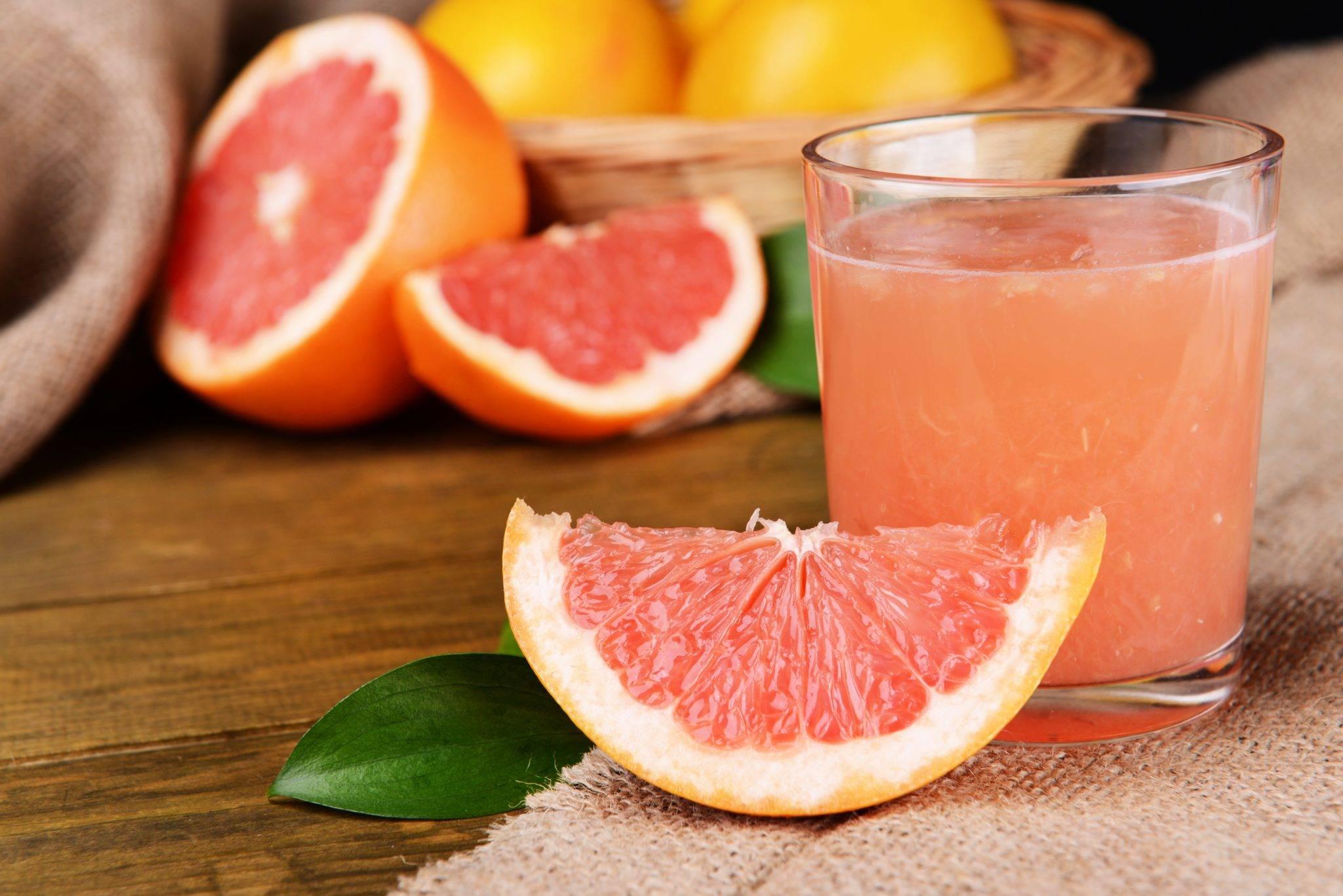 Грейпфрут для похудения: как едят, как действует на ночь, польза
