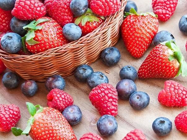 Список фруктов, полезных для печени