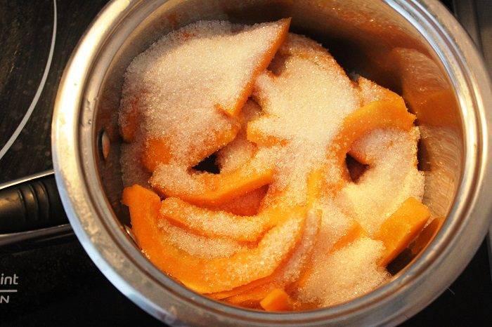 Вяленая тыква или цукаты из тыквы: рецепт приготовления в домашних условиях