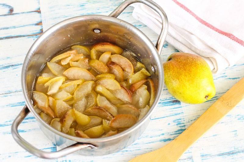 Варенье из груши дольками на зиму — вкусные рецепты, пальчики оближешь