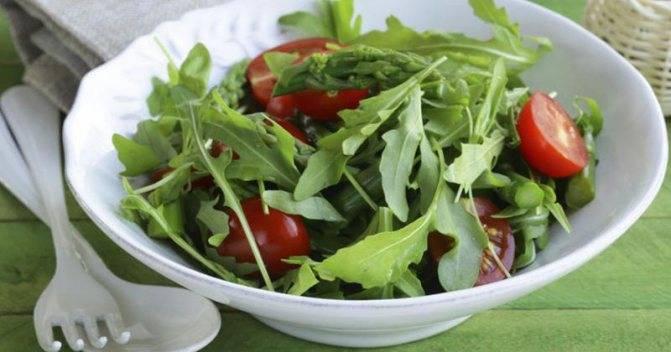 Руккола салат польза и вред для женщин и мужчин, рецепты приготовления блюд
