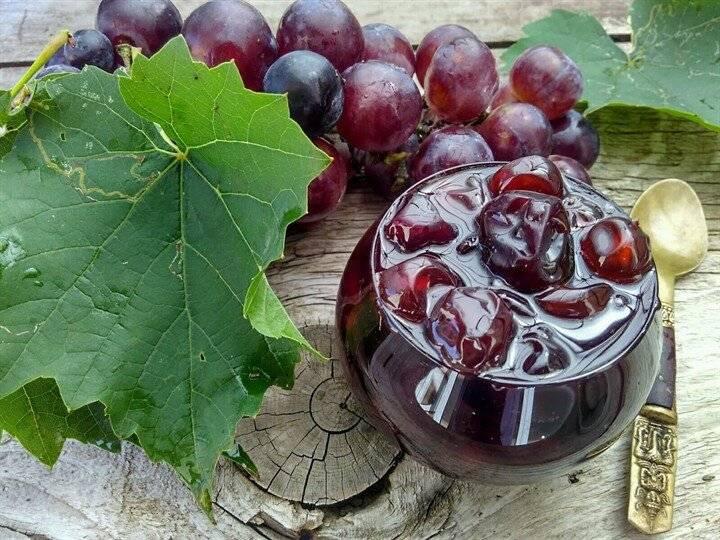 Варенье из винограда рецепты виноградного варенья
