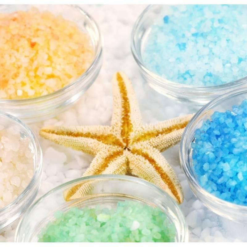 Морская соль – польза и вред специи из морских глубин