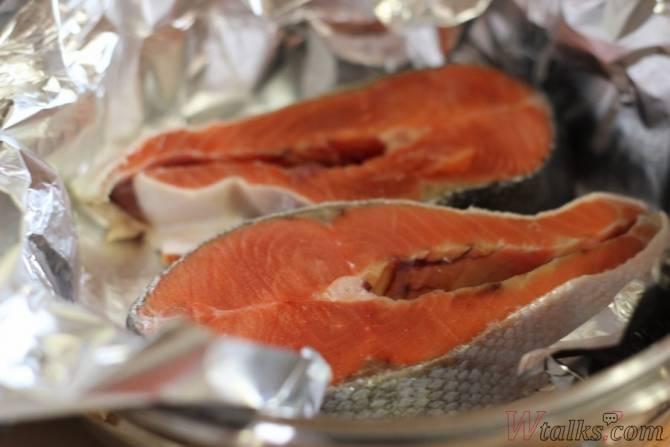 Кижуч в духовке калорийность на 100. рыба кижуч - польза и вред. что лучше - кета или кижуч