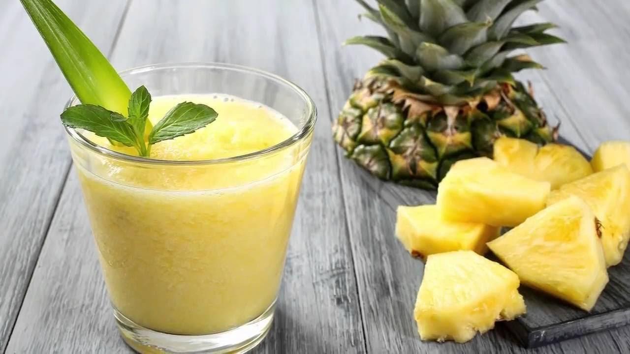 Свойства ананасового сока для взрослых и детей