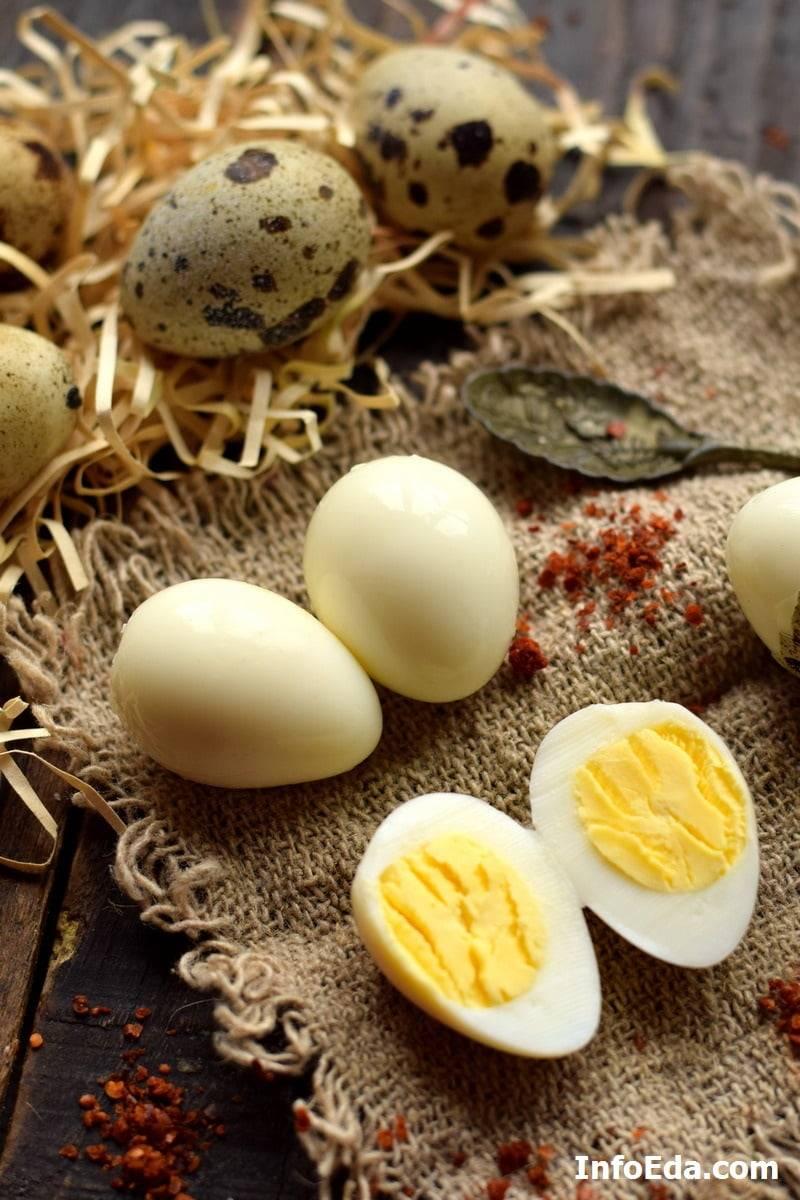 Как и сколько варить гусиные яйца
