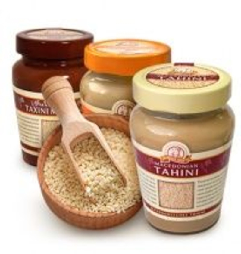 Кунжутная паста тахини – полезные свойства