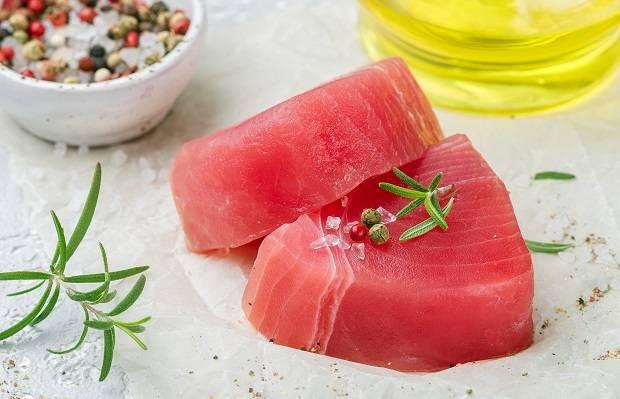 Тунец — польза, калорийность и вред