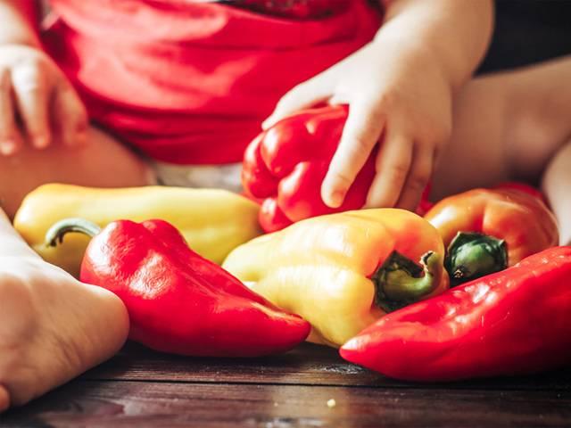 Болгарский перец - польза и вред при заболеваниях, применение в диетах