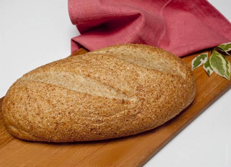 Отрубной хлеб: польза и вред, состав, калорийность, как испечь
