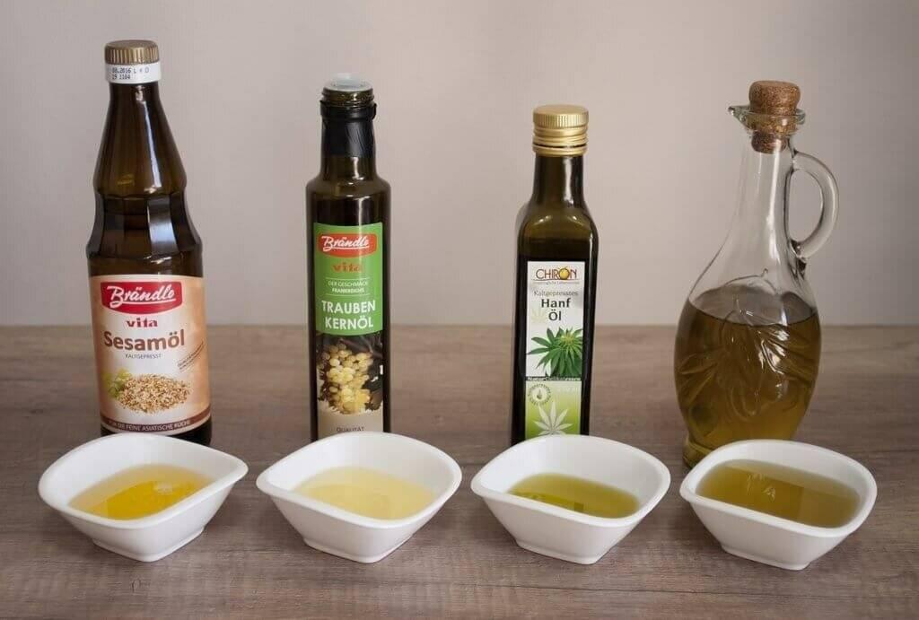 Какое масло подходит для жарки: делаем правильный выбор