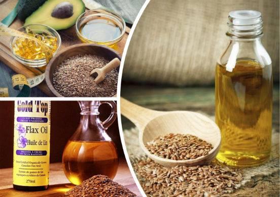 Польза и вред льняного масла для организма человека