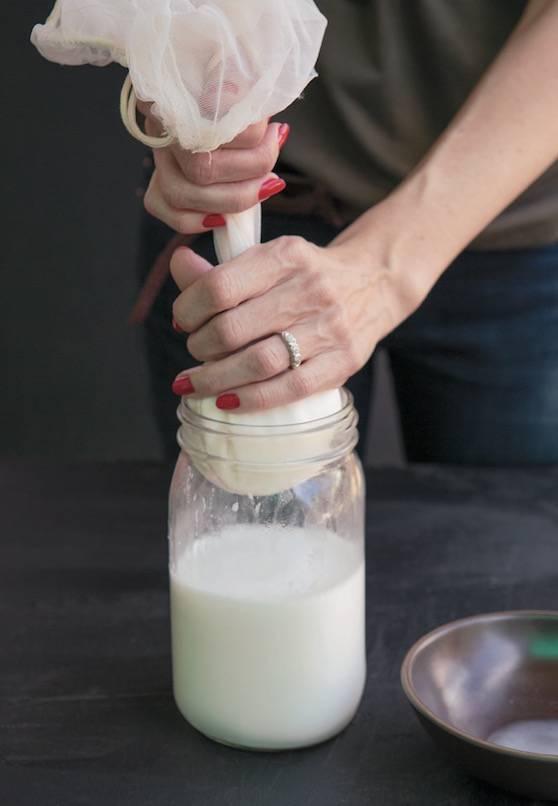 Кокосовое молоко как приготовить в домашних условиях