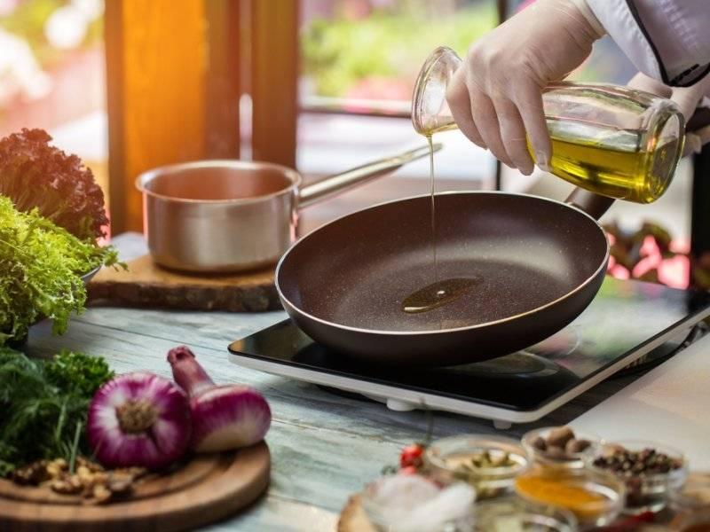 8 полезных жиров, на которых можно жарить