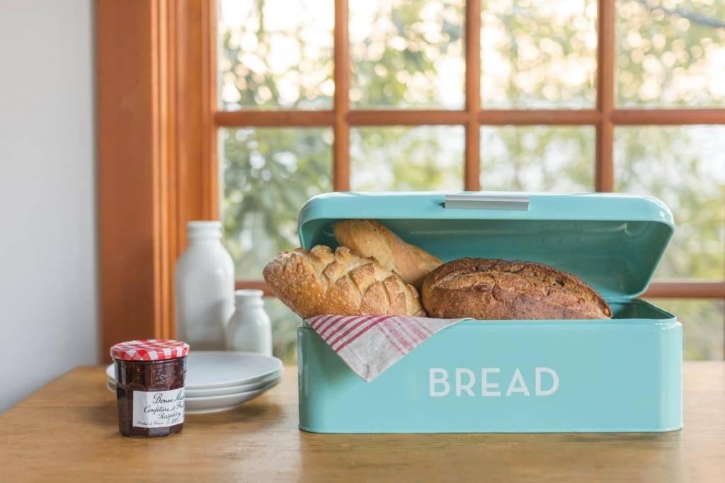 Как правильно хранить хлеб в домашних условиях: в хлебнице, холодильнике, морозильной камере