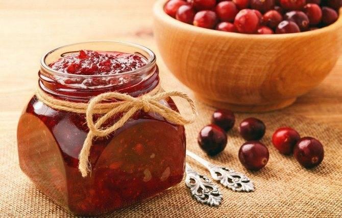 Варенье из клюквы: самые лучшие рецепты!
