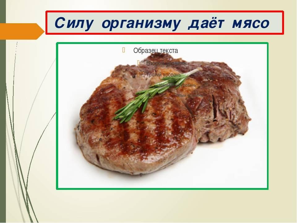 Отличие говядины и оленины