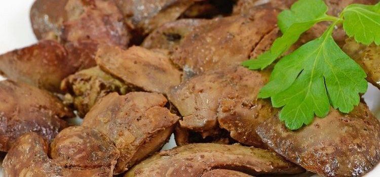 Куриная печень польза и вред для организма