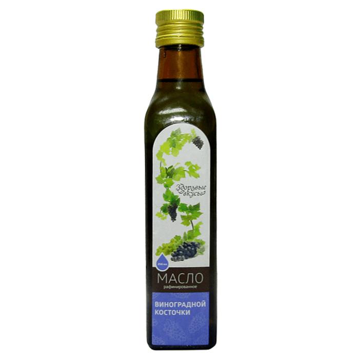 Масло виноградных косточек – полезные свойства и применение