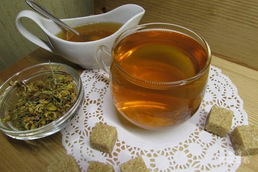 Чай из календулы: целебный напиток, дарованный природой