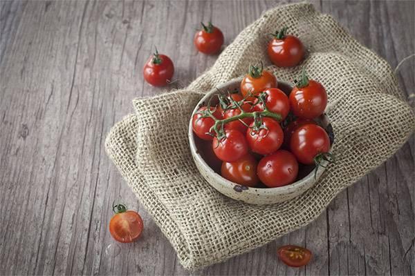 Польза томатов для организма человека