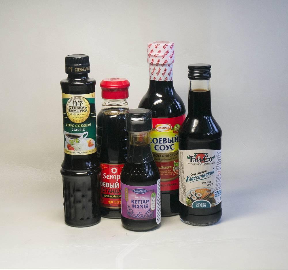 Соевый соус польза и вред для женщин, мужчин