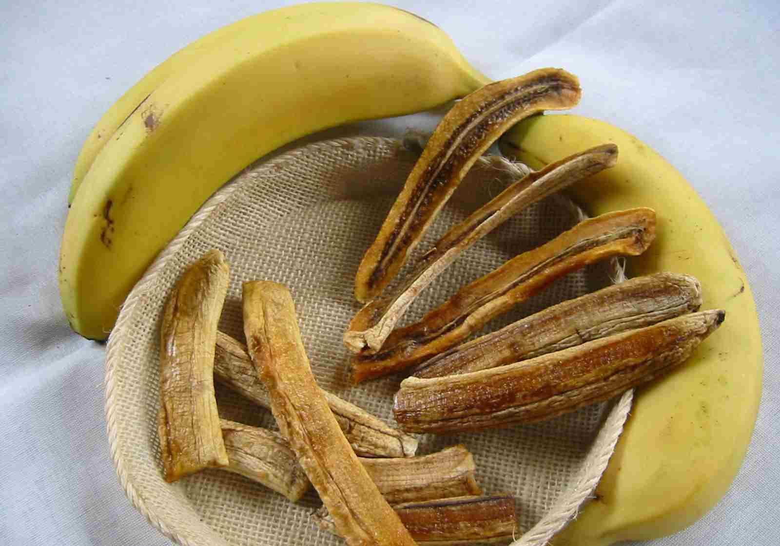Как сушить бананы в духовке
