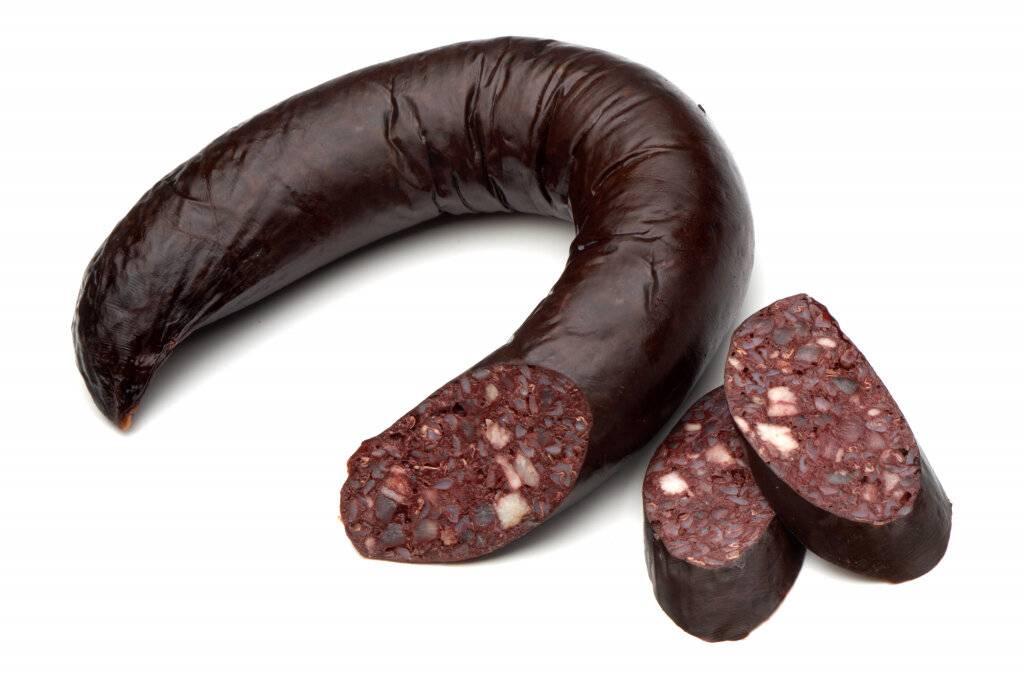 Кровяная колбаса – польза и вред продукта. кровяная колбаса — польза и вред для организма