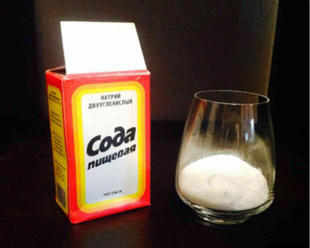 Вода с содой натощак – профилактика и лечение