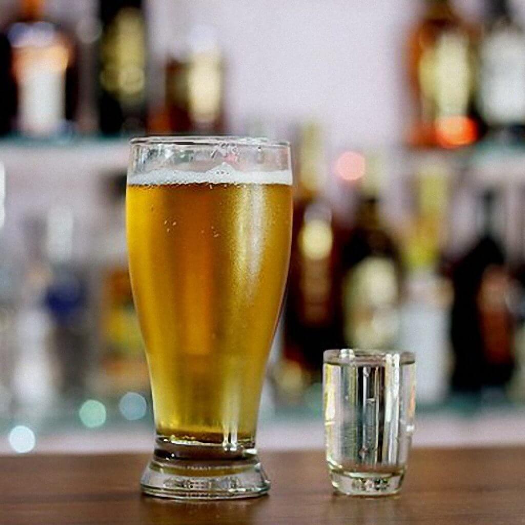 Как и с чем обычно пьют пиво