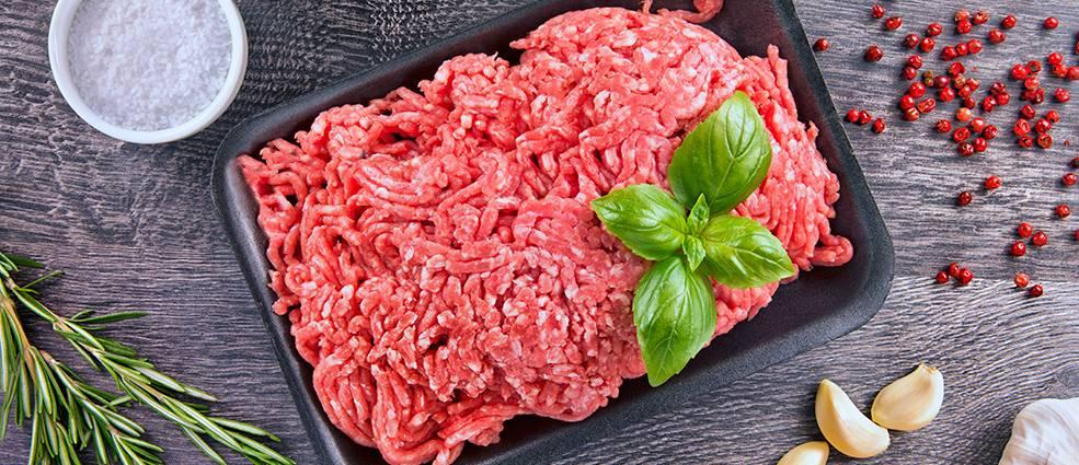 Как быстро разморозить фарш: советы кулинаров