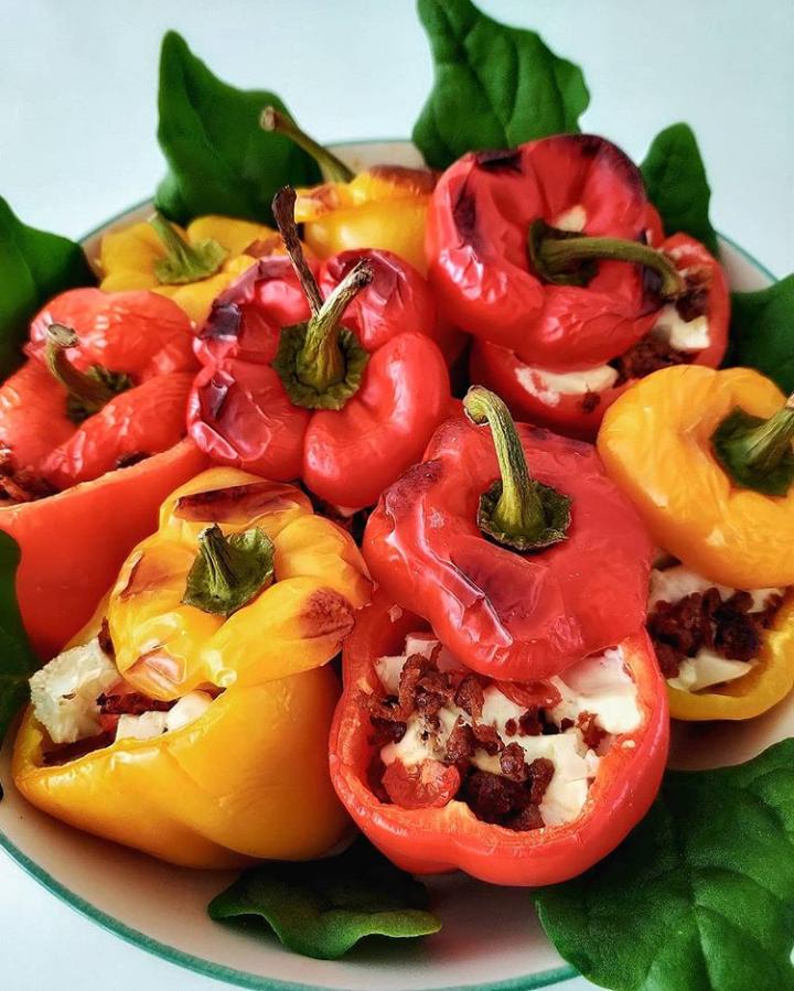 Польза болгарского перца для мужчин и женщин