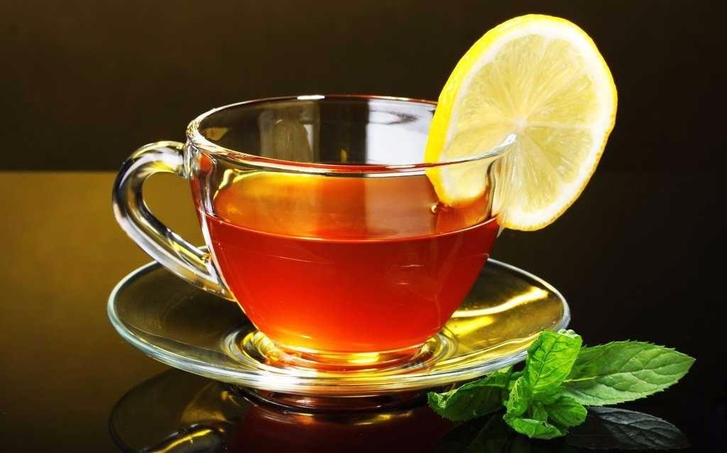 Чай с лимоном — польза и вред для здоровья