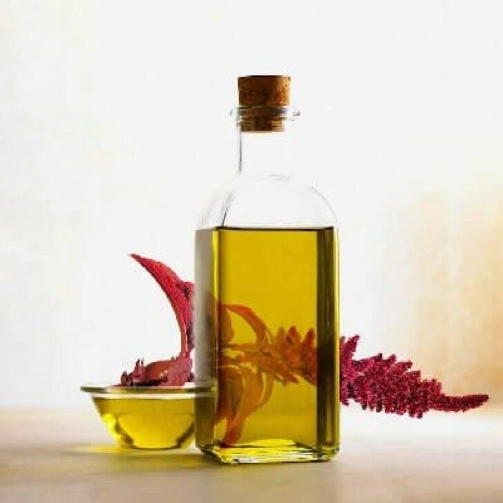 Амарантовое масло польза и вред применение