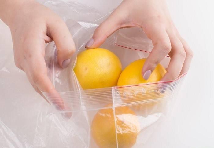 Замороженный лимон польза и вред отзывы