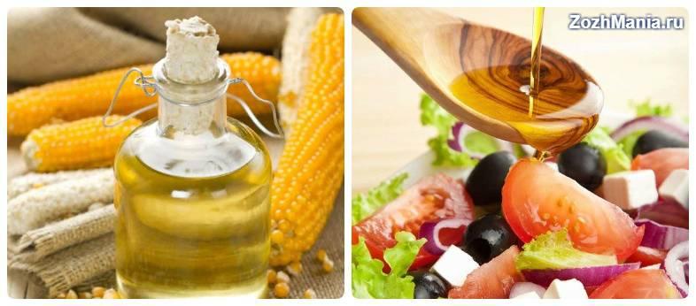 Кукурузное масло – полезные свойства и противопоказания
