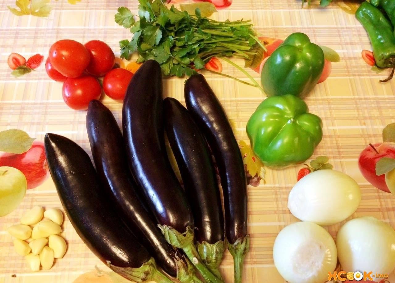 Баклажаны – польза и вред для здоровья, калорийность, противопоказания